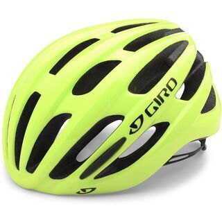 Giro Foray, highlight yellow - Fahrradhelm
