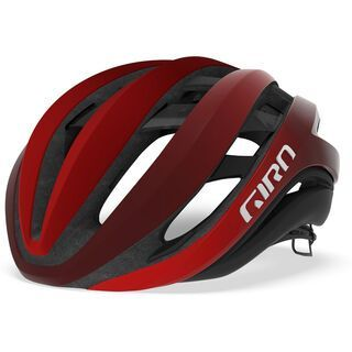 Giro Aether MIPS, bright red/dark red/black - Fahrradhelm