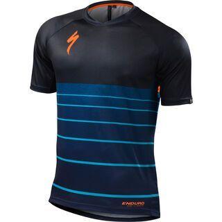 Specialized Enduro Comp Jersey SS, cobra blue - Radtrikot