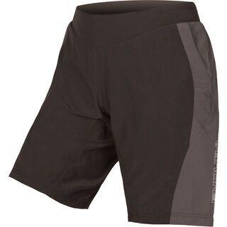 Endura Wms Pulse Shorts, schwarz - Radhose