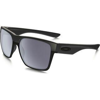 Oakley TwoFace XL, steel/Lens: grey - Sonnenbrille