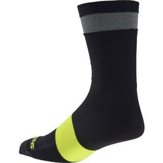 Specialized Women's Reflect Tall Sock, black - Radsocken
