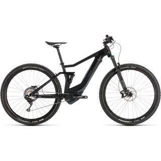 *** 2. Wahl *** Cube Stereo Hybrid 120 HPC SL 500 29 2019, black´n´grey - E-Bike | Größe 20 Zoll