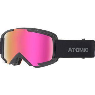 Atomic Savor HD, black/Lens: pink copper hd - Skibrille