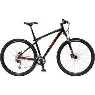 GT Karakoram Comp 29 2016, black/red - Mountainbike