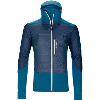Ortovox Swisswool Piz Palü Jacket M, night blue - Thermojacke