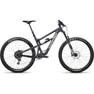 Santa Cruz Hightower LT CC X01 2018, slate/grey - Mountainbike
