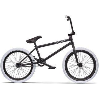 WeThePeople Zodiac 2016, schwarz - BMX Rad