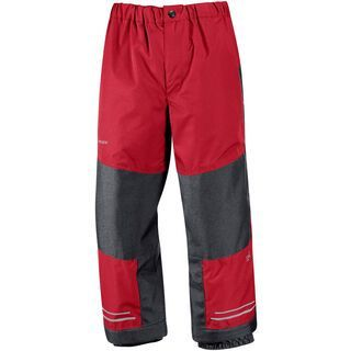 Vaude Kids Escape Pants III, red - Hose