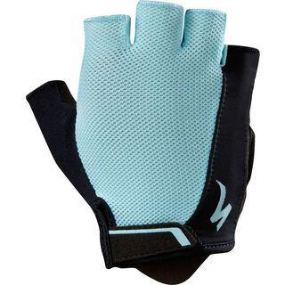 Specialized Women's Body Geometry Sport Short Finger, light teal - Fahrradhandschuhe