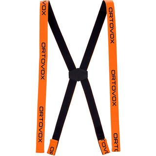 *** 2. Wahl *** Ortovox Suspenders, shocking orange - Hosenträger |