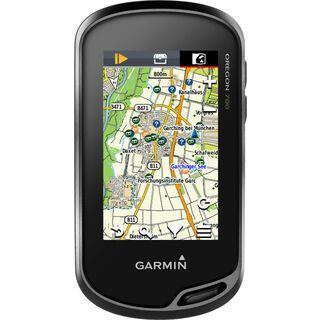 Garmin Oregon 700 (Bundle mit TransAlpin V4 Pro) - GPS-Gerät