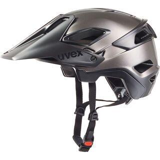 uvex Jakkyl, black-dark silver mat - Fahrradhelm