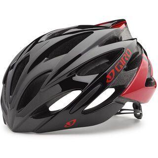Giro Savant, red/black - Fahrradhelm