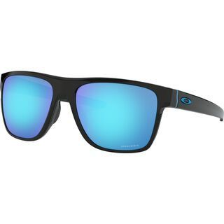 Oakley Crossrange XL Prizm, polished black/Lens: prizm sapphire - Sonnenbrille