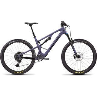 Santa Cruz 5010 C R 2019, purple/carbon - Mountainbike