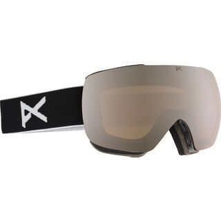 Anon MIG, Black/Silver Amber - Skibrille