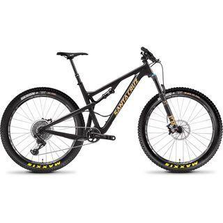 Santa Cruz Tallboy CC X01 27.5 Plus 2018, carbon/tan - Mountainbike