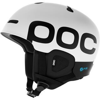 POC Auric Cut Backcountry SPIN, hydrogen white - Skihelm