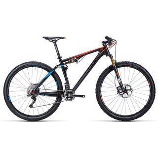 *** 2. Wahl *** Cube AMS 100 Super HPC SLT 29 2015, zeroblack - Mountainbike | Größe 23 Zoll
