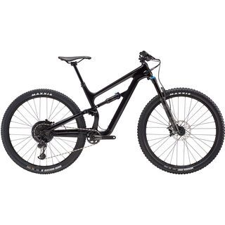 Cannondale Habit Carbon 3 2019, black pearl - Mountainbike