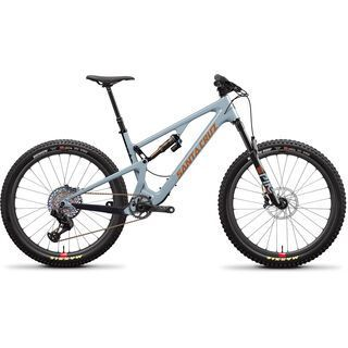 Santa Cruz 5010 CC XX1+ Reserve 2020, robins egg/orange - Mountainbike