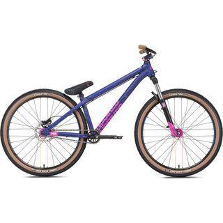 NS Bikes Movement 2 2018, blue sprinkled - Dirtbike