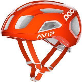 POC Ventral Air SPIN AVIP zink orange avip