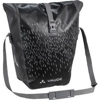 Vaude Aqua Back Luminum Single, black - Fahrradtasche