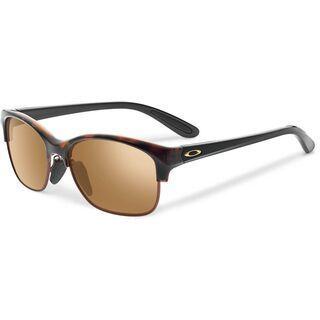 Oakley RSVP, Tortoise/Black/Gold Iridium - Sonnenbrille