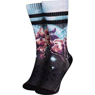 Loose Riders Technical Socks Wolfpack multicolor