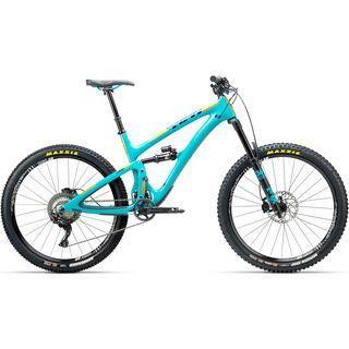 Yeti SB6 C-Series 2018, turquoise - Mountainbike