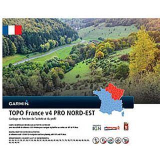 Garmin Topo Frankreich V4 PRO Nord-Ost (microSD/SD) - Karte