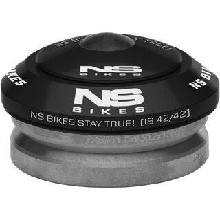 NS Bikes IS42 Headset, black - Steuersatz