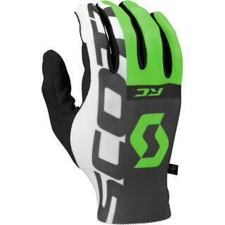 Scott RC Pro LF Glove, black green - Fahrradhandschuhe