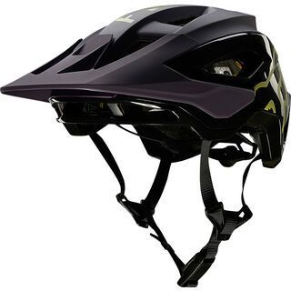 Fox Speedframe Pro Helmet, dark purple - Fahrradhelm
