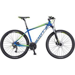 Scott Aspect 750 2016, blue/white/green - Mountainbike