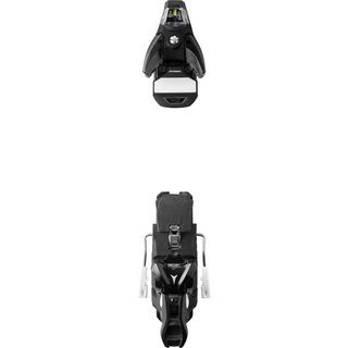 Atomic STH 13 WTR 115 mm, black/gun metal - Skibindung