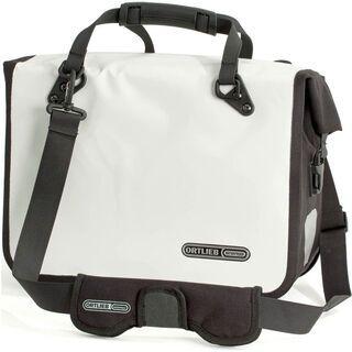 Ortlieb Office-Bag QL2, weiß-schwarz - Fahrradtasche