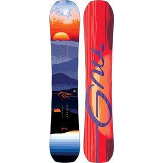 Gnu B-Pro 2018 - Snowboard