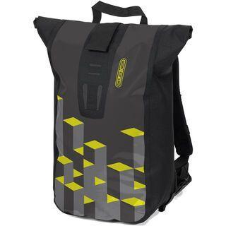 Ortlieb Velocity Design Beatz, black-neon-grey - Kuriertasche