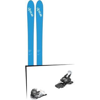 Set: DPS Skis Wailer 106 2017 + Tyrolia Attack 13 (1715212)