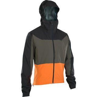 ION Hybrid Jacket Traze Select, riot orange - Radjacke
