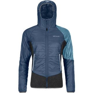 Ortovox Swisswool Piz Zupo Jacket W, night blue - Thermojacke