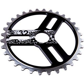 Spank Tweet Tweet Sprocket, black - Kettenblatt