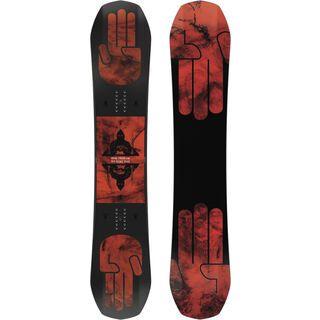 *** 2. Wahl *** Bataleon Evil Twin 2019 - Snowboard   Größe 159 cm
