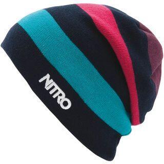 Nitro Dee Dee Hat, Ink/Rubine - Mütze