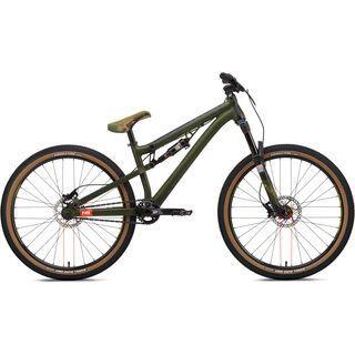 NS Bikes Soda Slope 2016, green - Dirtbike