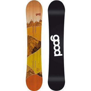 goodboards Julia Camber 2017, orange - Snowboard