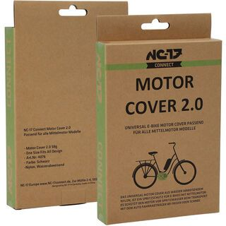 NC-17 Connect Motor Cover 2.0